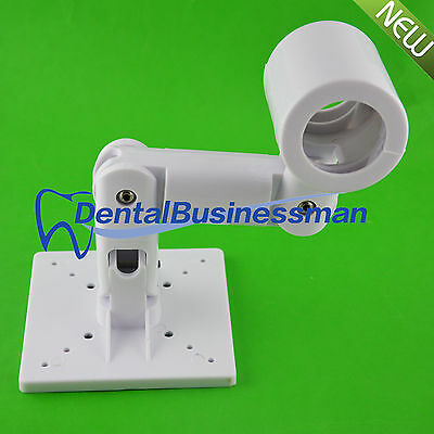 Dental Unit Post Mounted LCD Intraoral Camera Mount Arm Plastic Holder DBM