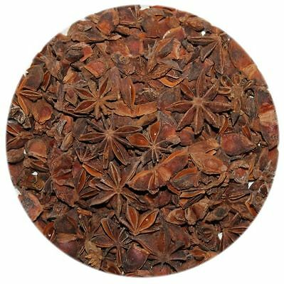 Star Anise Whole 30g (Selected) Herbs & Spices - ozSpice