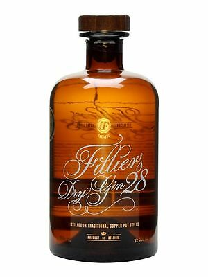 Filliers Dry Gin 28 Small Batch 500ml