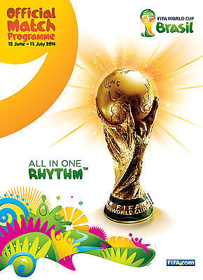 FIFA WORLD CUP 2014 BRAZIL Official Tournament Brochure