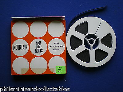 Super 8mm film - Shirley Temple in ' Polly Tix in Washington ' 200ft B/W Silent