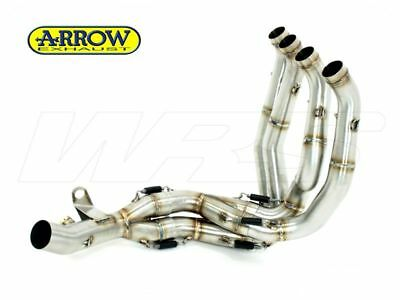 Collettore Racing Arrow Acciaio Inox Yamaha Yzf 1000 R1 2004 - 2006
