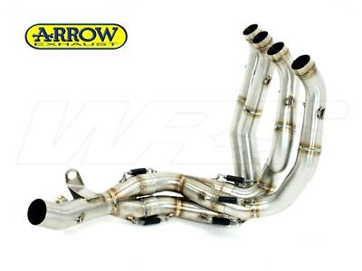 Collettore Racing Inox Arrow Kawasaki Z 750 / R 2007 - 2014