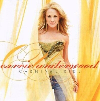 CARRIE UNDERWOOD Carnival Ride CD NEW