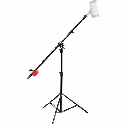 AU LS-10 Heavy Duty Studio Boom Arm w/ Light Stand + 5KG Counterweight Balancer
