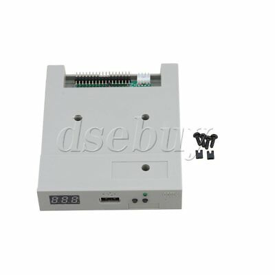 "3.5"" USB SSD Floppy Drive Emulator Compatible Industrial equipment 1.44M floppy"