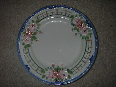 Vintage Japanese Hand Painted Saucer