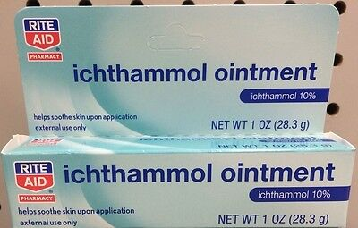 TOPPIN ICHTHAMMOL OINTMENT Antibacterial Antimycotic Anti