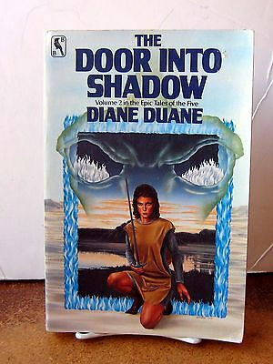 Door into Shadow (Epic Tales of the Five ; V. 2) by Diane Duane (TR PB)