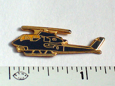 AH-1G Cobra Helicopter Pin **  Cloisonne Beautifully made