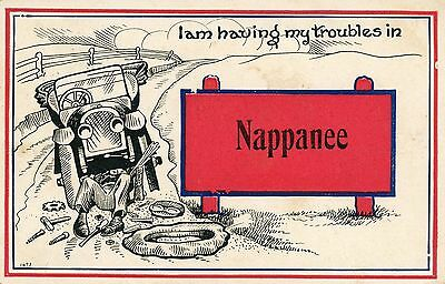 I Am Having My Troubles in Nappanee
