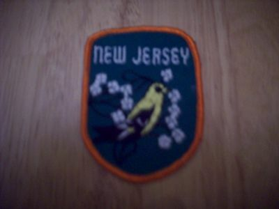 State Of New Jersey Patch
