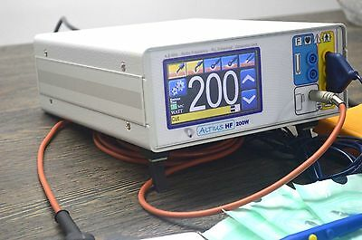 4.0 MHz Radiofrequency High Power 200W Electrosurgery unit