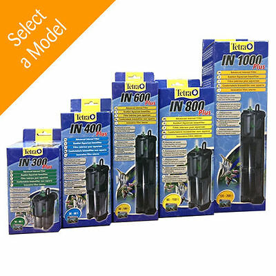 Tetra IN Plus Series Filter - 300, 400, 600, 800, 1000 - Select a model...
