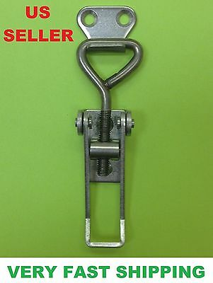 Lock Small size Adjustable type 34000131 Zinc steel Baby Safety Toggle Latch
