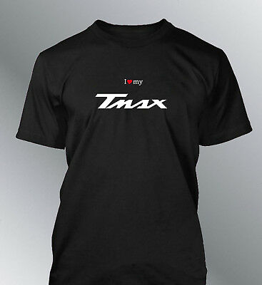 Tee shirt personnalise Scooter Tmax S M L XL XXL homme T-max
