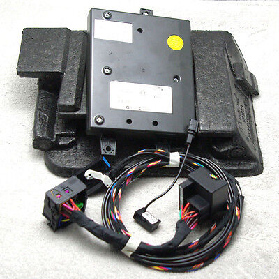 OE 9W2 Bluetooth Module+Direct Plug Harness+Foam Holder FIT VW RNS510 RNS 510