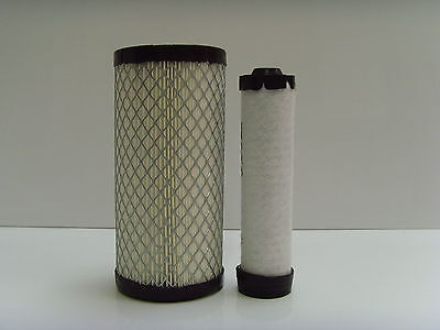 Air Filter Set Inner and Outer Fits Takeuchi TB014, TB016, TB15FR, TB23FR, TB108