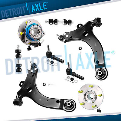 New 8pc Complete Front Suspension Kit for Buick Chevrolet Oldsmobile