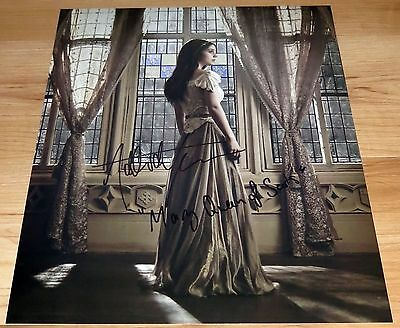 Pretty Adelaide Kane Signed Reign 11x14 w/Mary Character Name Exact Proof