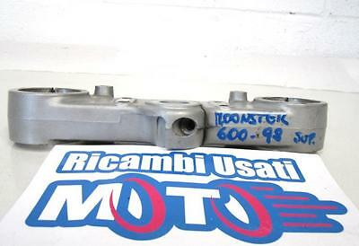 piastra superiore forcella  ducati monster 600 750 900 dal 1994 al 1998