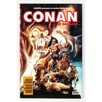 Conan (Semic) N° 9 - Comics Marvel