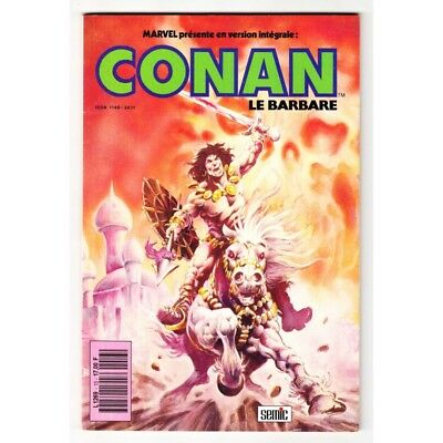 Conan (Semic) N° 13 - Comics Marvel