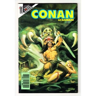 Conan (Semic) N° 21 - Comics Marvel