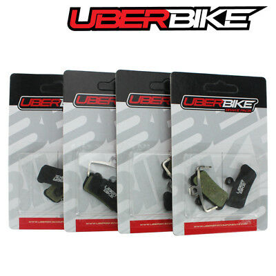 4 Pairs SRAM GUIDE RSC RS R Uberbike Disc Brake Pads
