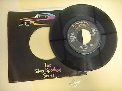 KENNY ROGERS lady / love or something like it SILVER SPOTLIGHT SERIES  NEW 45