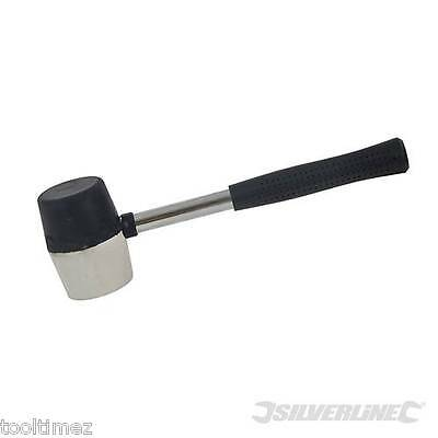 16 – 24 or 32oz Combination Rubber Mallet