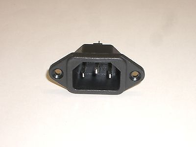 Ced P-Sp2-106 Ac Iec Power Cord Receptacle Socket Jack Outlet 15A 250V