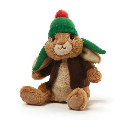 Gund Benjamin Bunny Beanbag from Peter Rabbit Nickelodeon TV Series