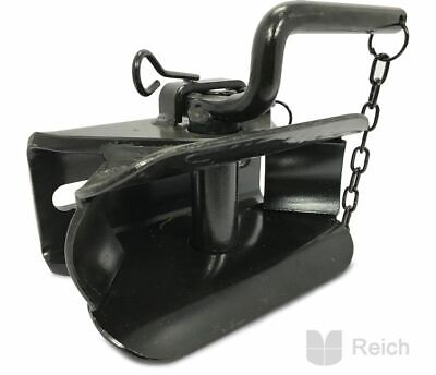 Peitz trailer coupling hitch for Pendant Car Clutch Load Capacity 8000 kg
