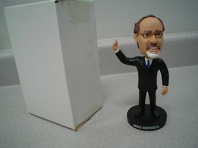 "David Horowitz BOBBLEHEAD, 7"", New in Box"