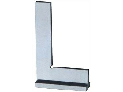 90° WIDE BASE 3 x 2 INCH MACHINIST STEEL SQUARE