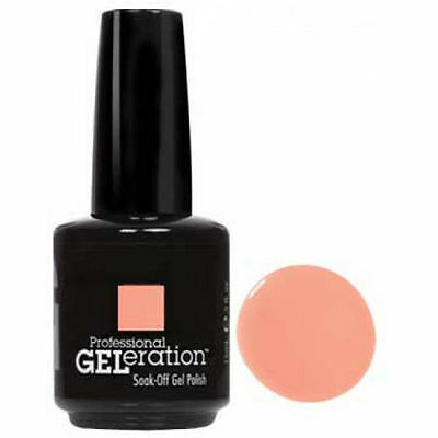 Jessica Geleration UV Gel Polish Blush - .5 fl oz GEL366