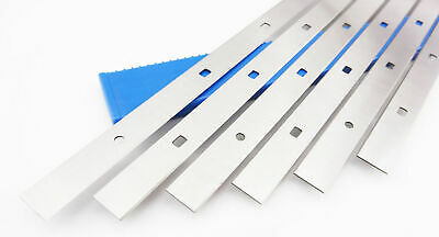 Planer Knives for FELDER System, 410mm, SS PACK of 6 Inc VAT S702S1
