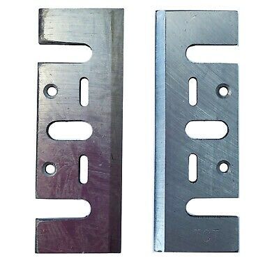 TCT CARBIDE 8.3cmINCH PLANER BLADES FOR MAKITA, SKIL, HITACHI & RYOBI 82MM