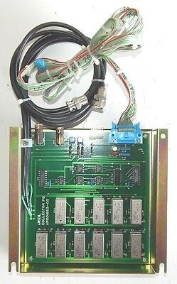 JEOL JSM-840F Scanning Electron Microscope  PCB AP 001862 - 00  Collector