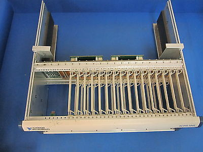 National Instruments NI PXI-1045 Chassis w Backplane - No Power Supplies