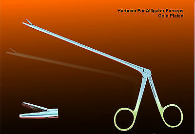 "Hartman Ear Alligator Forceps 4.5"" Surgical, Veterinary, Instruments CE."