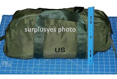 Tool Case Bag Tanker USMC Military Army Made in USA Issue NSN 5140-00-473-6256