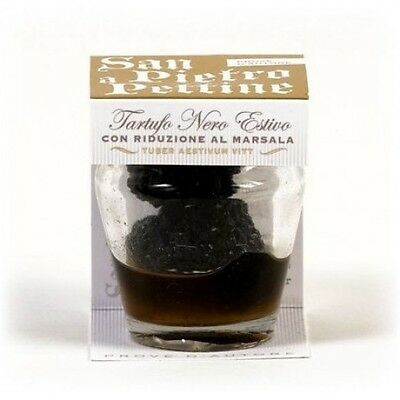 San Pietro: Whole Black Summer Truffles 25-30g