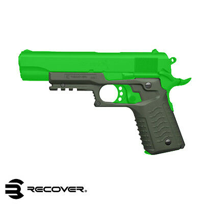 NEW - OD Green Recover Tactical 1911 Polymer Grip and Rail Cover  - RE-CC3-OD