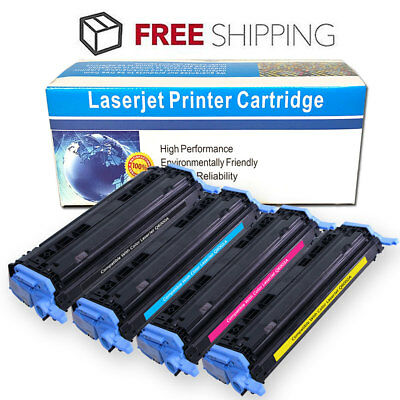 hp 2600 1600 4PK Set Toner Cartridge For HP Q6000A Q6001A Q6002A Q6003A  2600n