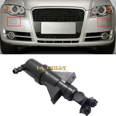 New Headlight Washer Jet Nozzle For 96-04 Audi A4 A6 RS6 8D0 955 101