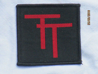 Tyne Tees Regiment, TRF,Patch