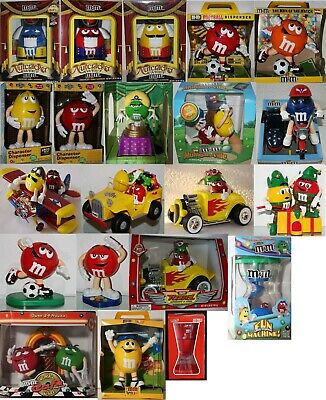 M&M's Spender/Dispenser/Distributeur de bonbons - Neu - AUSSUCHEN: