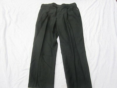 Trousers Male Mediumweight,Royal Ulster Constabulary,RUC,Size 28R  Waist 72cm